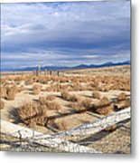Spring Creek 1 Metal Print