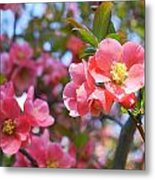 Spring Everywhere Metal Print