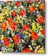 Spring Flowers No. 2 Metal Print