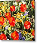 Spring Flowers No. 5 Metal Print