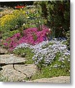 Spring In The Garden Dsc03678 Metal Print