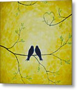 Spring Is A Time Of Love Metal Print