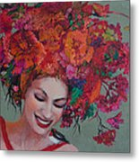 Spring Song Metal Print by Jennifer Croom