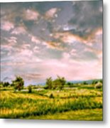 Spring Valley Metal Print