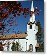 Springboro Rc Church Metal Print