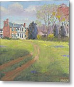 Springtime At Carnton Metal Print by Tommy Thompson