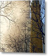 Springtime In Chicago Metal Print