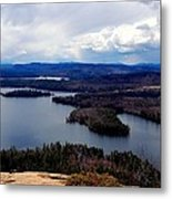 Squam Lake New Hampshire Metal Print