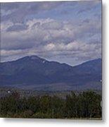 Squam Mountain Range Metal Print