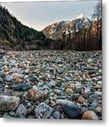 Squamish Stone View Metal Print