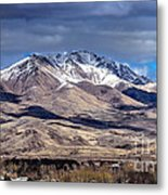 Squaw Butte Metal Print