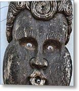St Augustine Blue Eyes Metal Print