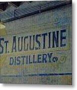 St. Augustine Distillery 2 Metal Print
