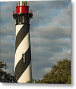 St. Augustine Lighthouse 1 Metal Print
