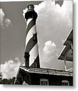 St. Augustine Lighthouse I Metal Print