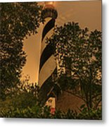 St. Augustine's Lighthouse Metal Print