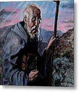 St. Benedict Metal Print