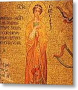 St Cecilia  Metal Print by Philip Ralley