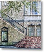 St. Charles Ave Baptist Church New Orleans Metal Print