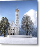 St Colemans Church Metal Print