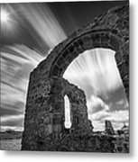 St Dwynwen's Church Metal Print by Dave Bowman