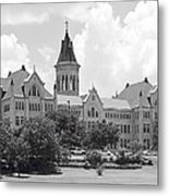 St. Edward's University Old Main I I Metal Print