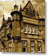 St. Enoch Subway Station 2 Metal Print