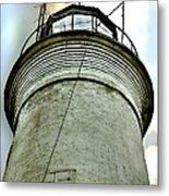 St. George Island Lighthouse 2 Metal Print