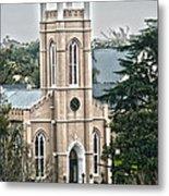 St. James Episcopal Church Wilmington North Carolina Metal Print