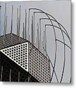 St. Joan Sculpture Metal Print