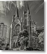 St John Cathedral Metal Print