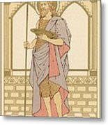 St John The Baptist Metal Print by English School