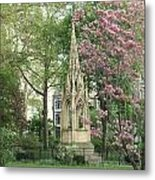 St. John The Divine Grounds Metal Print