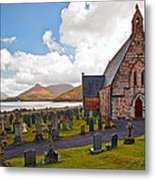 St  Johns Episcopal Ballachulish Metal Print
