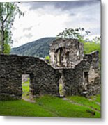 St. John's Episcopal Church Ruins  Harpers Ferry Wv Metal Print