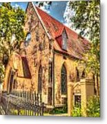 St. John's Reformed Episcopal Church Metal Print