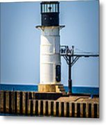 St. Joseph Outer Lighthouse Photo Metal Print