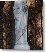 St. Joseph With Baby Jesus Metal Print