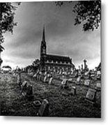 St Libory Church Metal Print