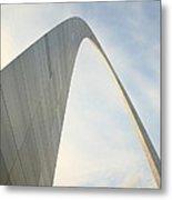 St. Louis - Gateway Arch 1 Metal Print