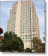 St. Louis Skyscraper Metal Print