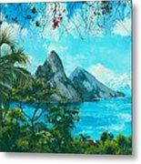 St. Lucia - W. Indies Metal Print