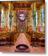 St. Marks Cathedral 1 Metal Print