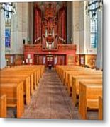 St. Marks Cathedral 4 Metal Print