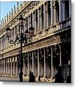 St. Mark's Square Venice Italy Metal Print