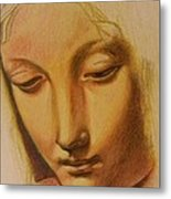 St. Mary Metal Print