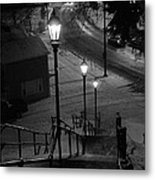 St. Mary's Stairs  Metal Print