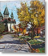 St. Marys Ukrainian Catholic Church Metal Print