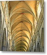 St. Maurice Cathedral In Vienne Metal Print