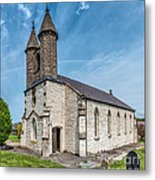 St Michael Church Metal Print
